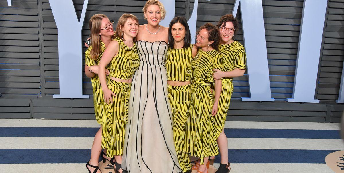 The Designer Who Dressed Greta Gerwig's All-Female Crew in Yellow