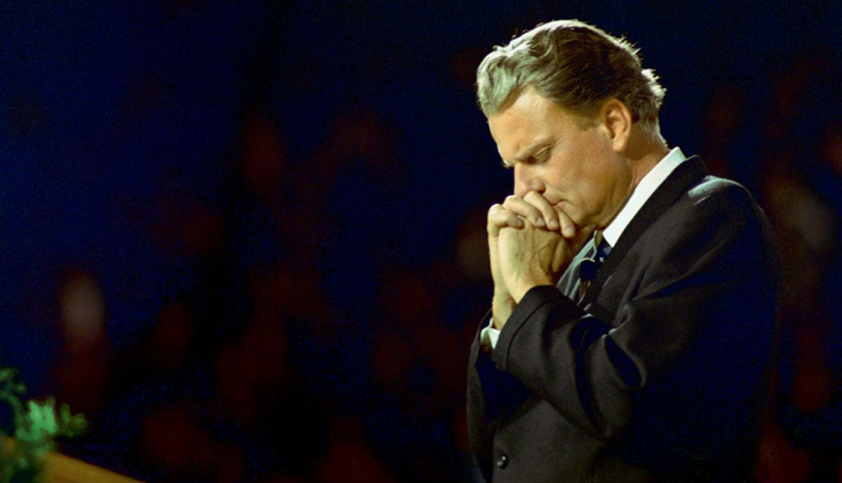 12 Powerful Quotes From The Late Billy Graham