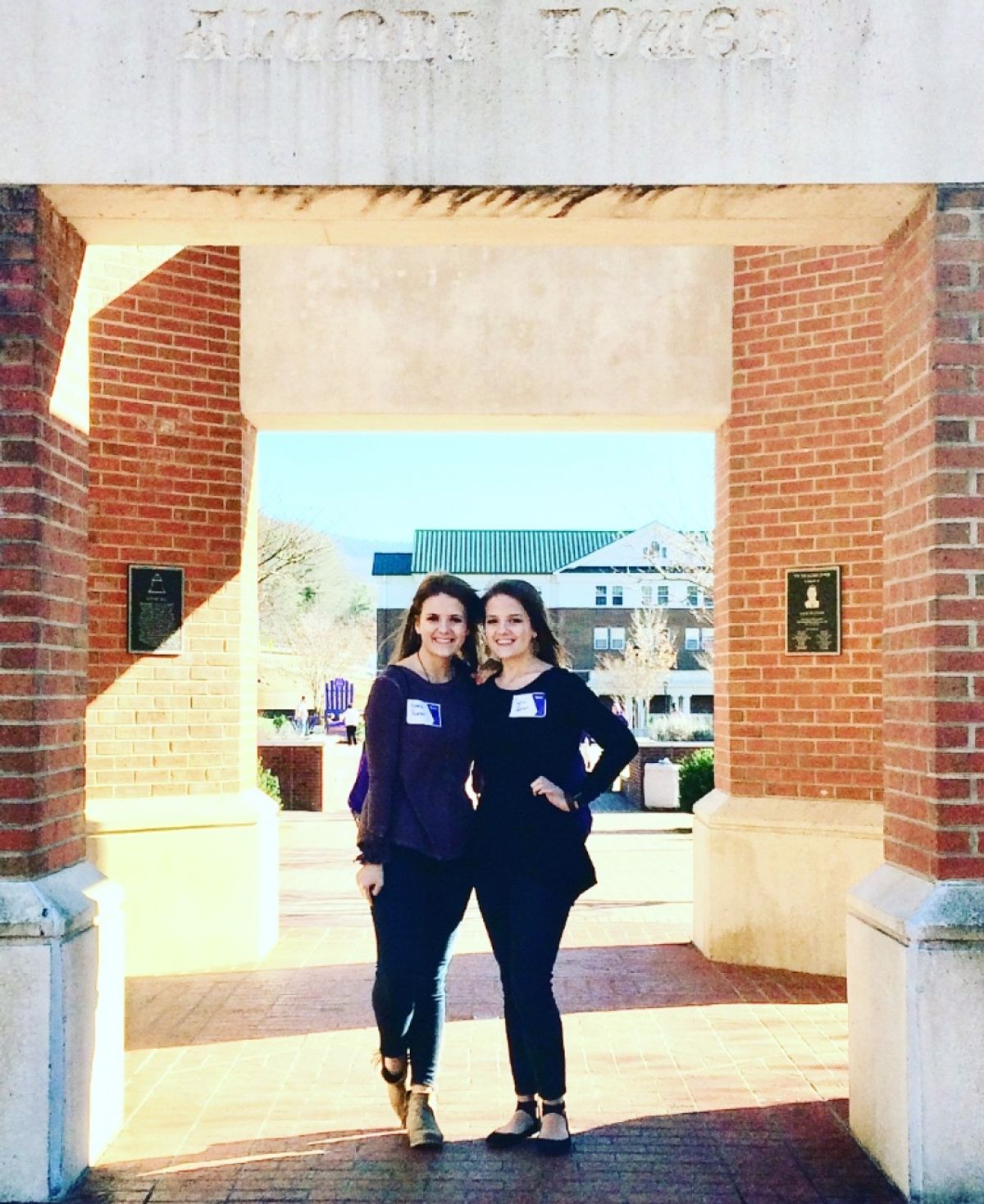 The Realities Of Being A Twin: College Campus Edition