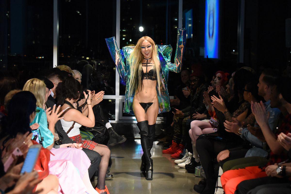 Vagina Wigs Make Their High Fashion Debut
