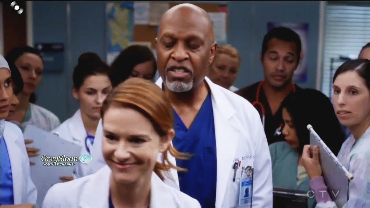 """Midterm Season, As Told By """"Grey's Anatomy"""""""
