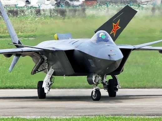 The real purpose behind China's mysterious J-20 combat jet