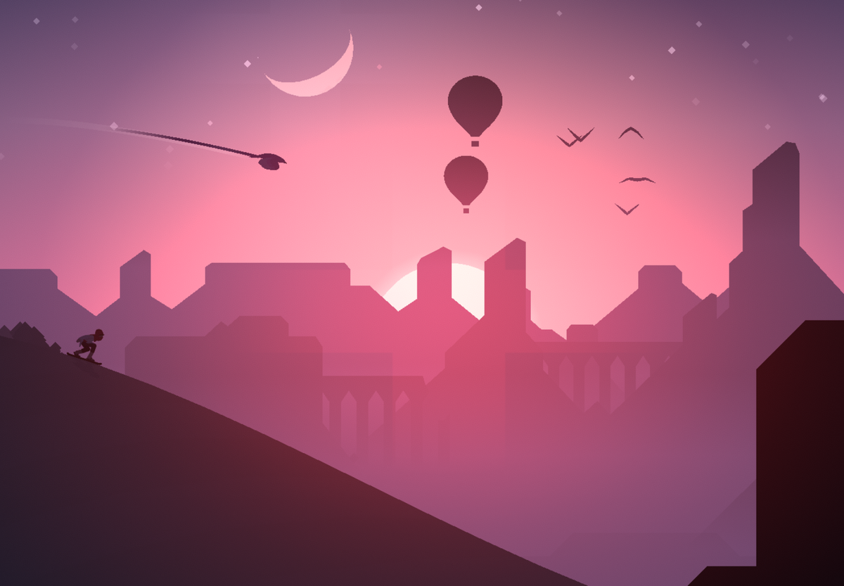 Meditation In Motion With Alto's Odyssey