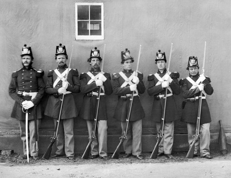 Image result for civil war marines