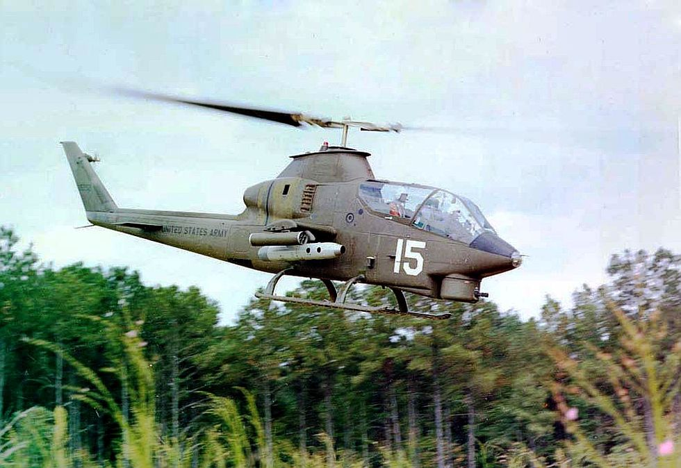 The Loach Was One Of The Riskiest Helicopter Assignments In Vietnam Americas Military Entertainment Brand