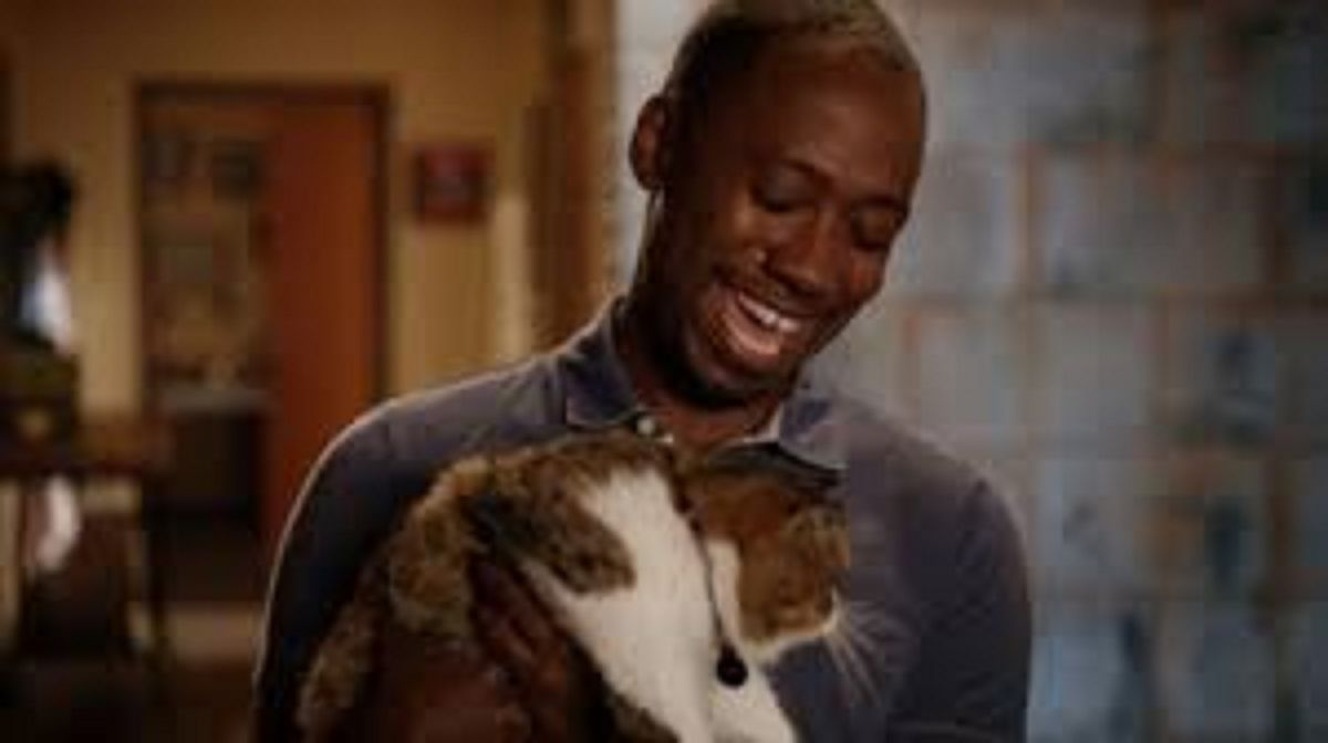 """8 Times Winston And Ferguson From """"New Girl"""" Were JUST Like You And Your Pets"""
