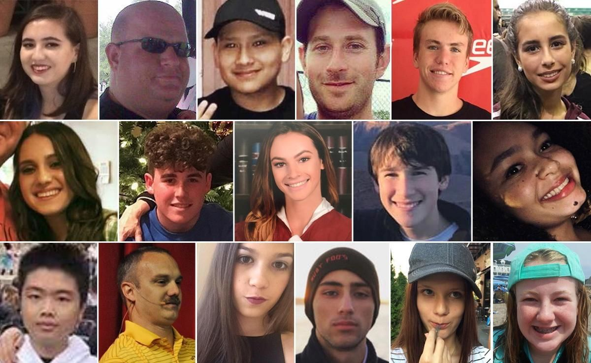 These Are The 17 Faces That Will Finally End Gun Violence In America