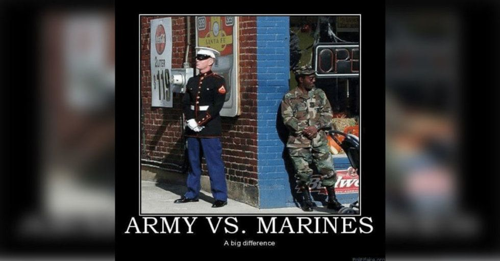 Best Military Branch >> 8 Reasons Marines Hate On The Army We Are The Mighty
