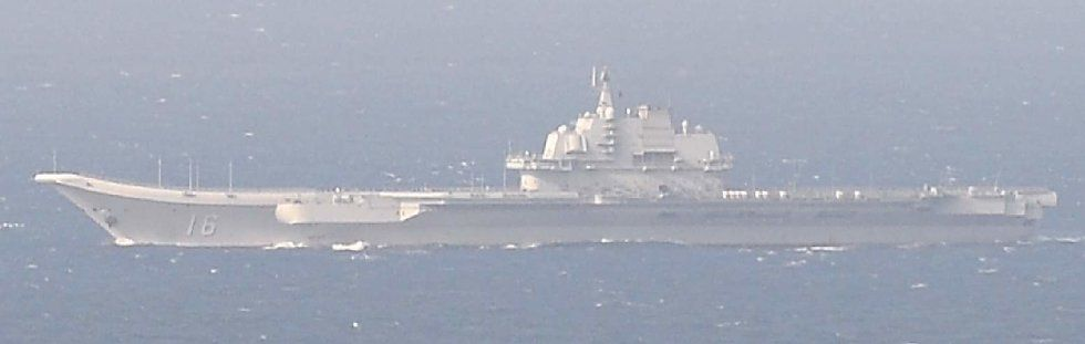 Communist China started building its third carrier - We Are The Mighty