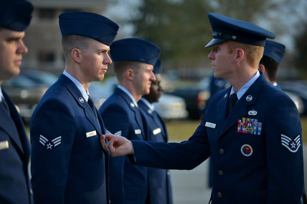 c233690a98c Dress uniforms from every military branch, ranked - We Are The Mighty