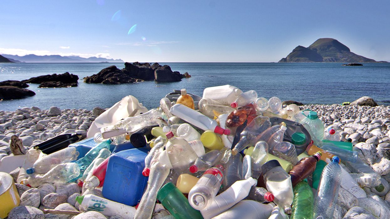 Plastic Threatens to Swamp the Planet