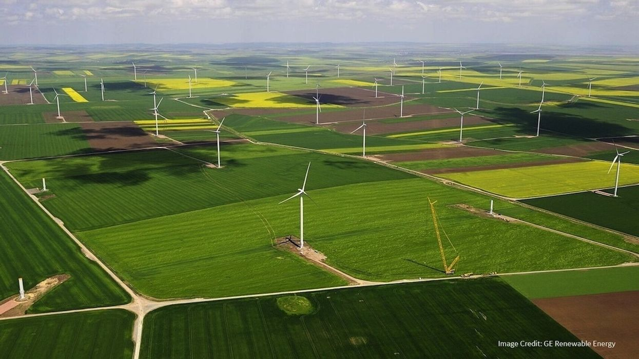 Nation's Largest Wind Farm Coming to Oklahoma