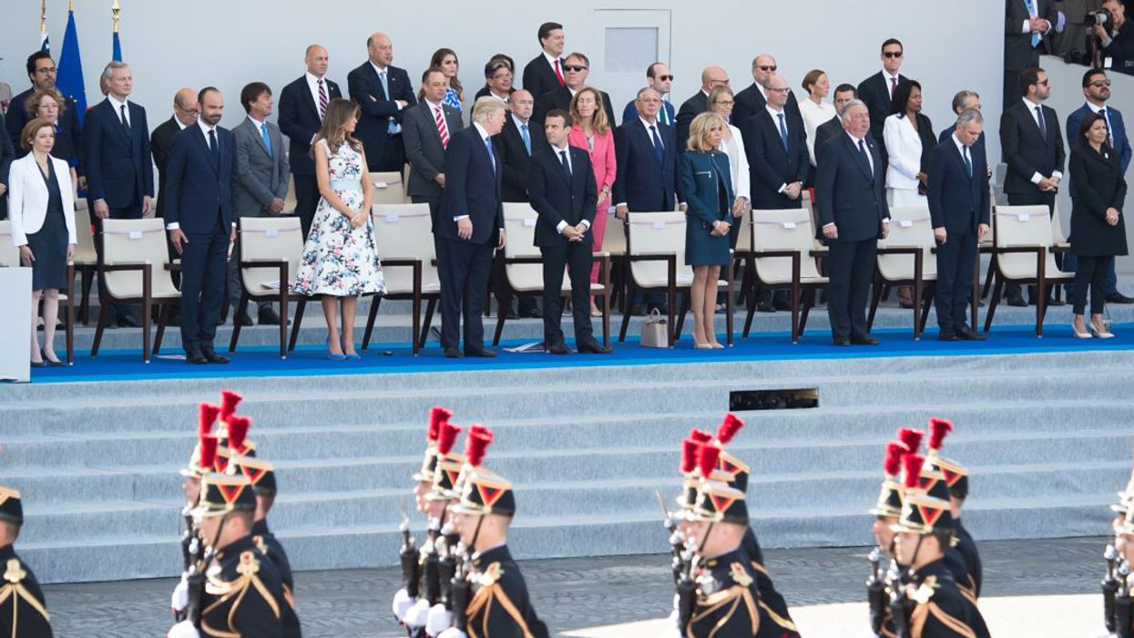 There Are Better Things in France for Trump to Emulate Than a Military Parade