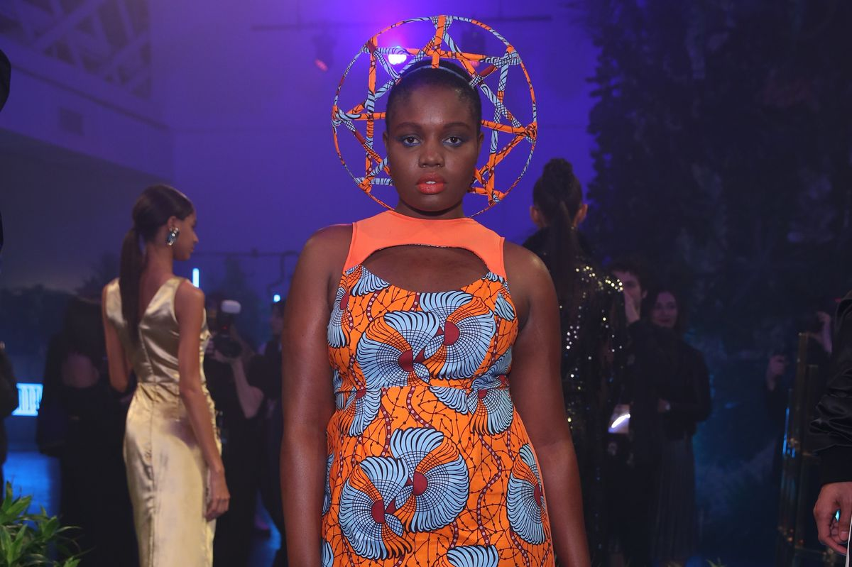 The Nigerian Designer Who Made Chromat's 'Black Panther' Gown