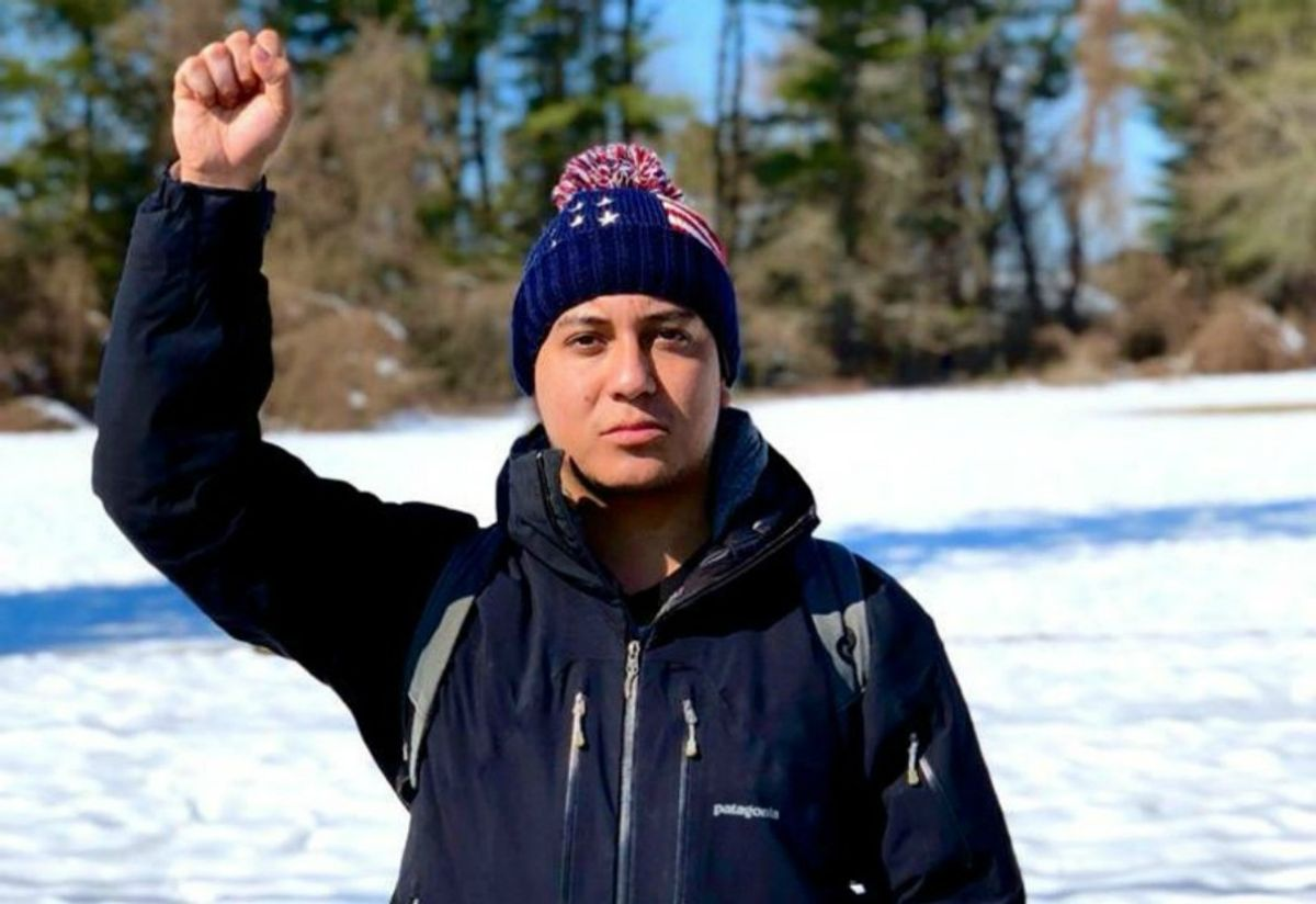 Dreamers Walk 250 Miles To Advocate For DREAM Act