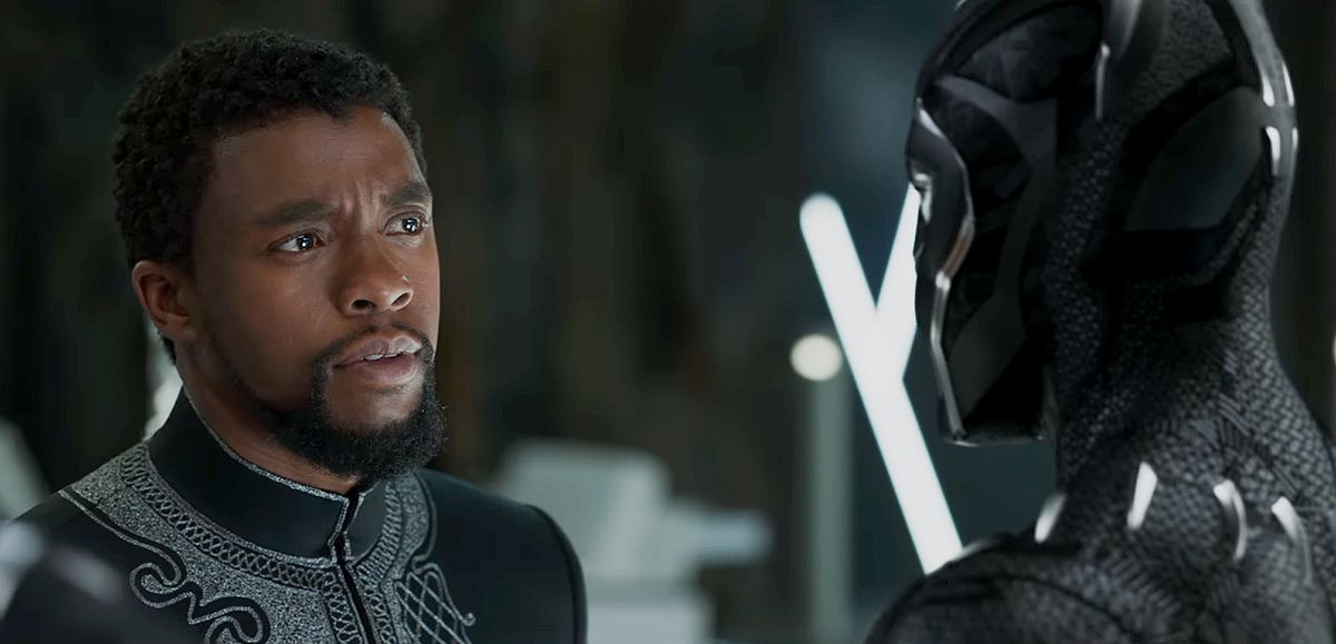 """""""Black Panther"""" Just Made History In The World Of Marvel"""