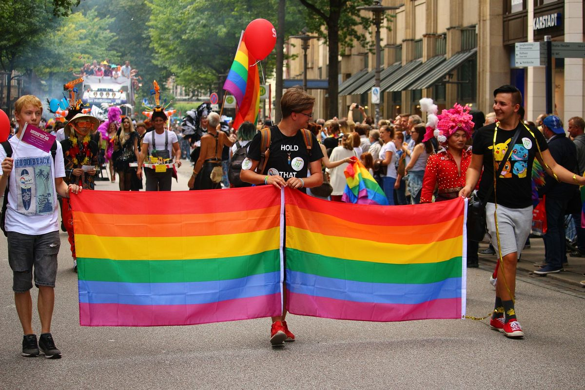 I'm Transgender And Bisexual But I Still Don't Feel Like I Fit Into The LGBT Community