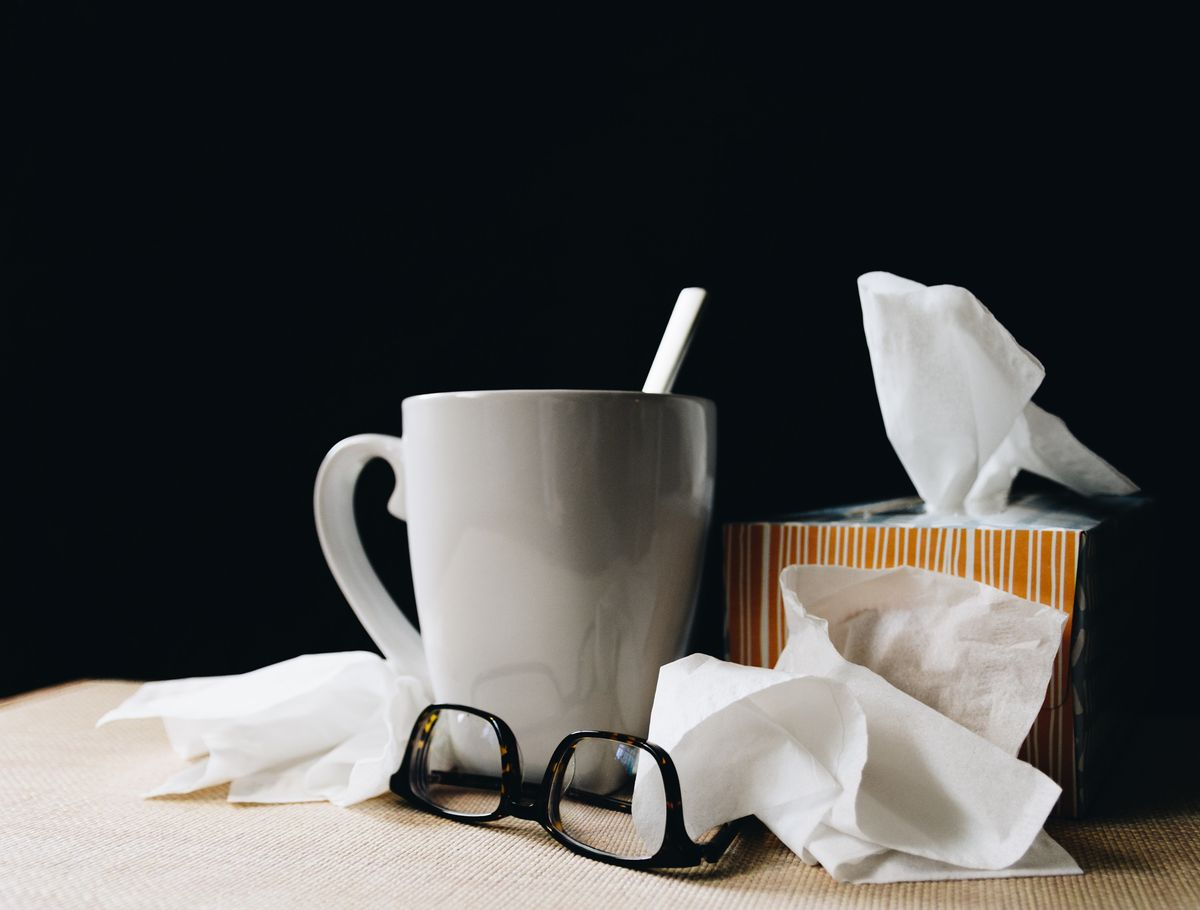 6 Everyday Activities That Become Much Less Fun When You're Sick