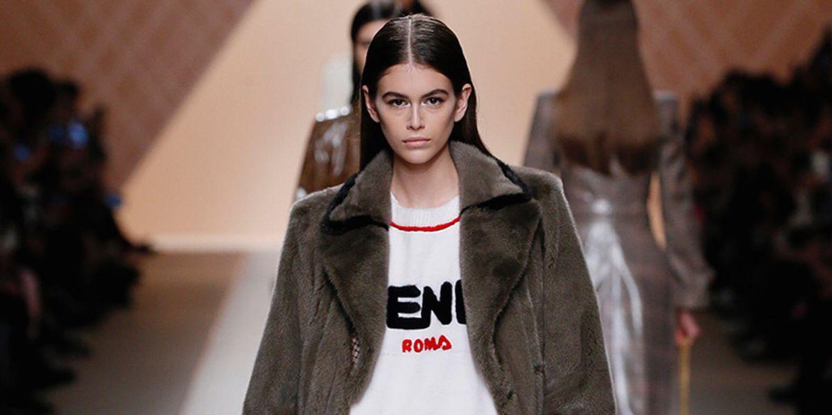 The Designer Behind the Fendi-Fila Mashup That Shook Fashion Week