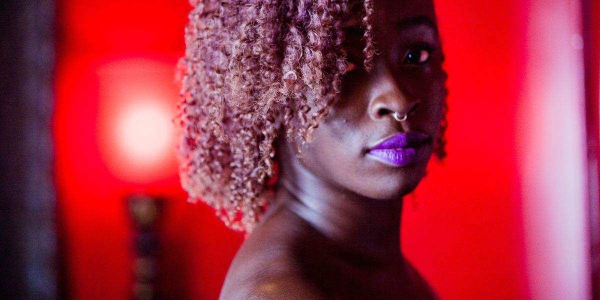The Black Dominatrix Who Gets Reparations From Her Clients