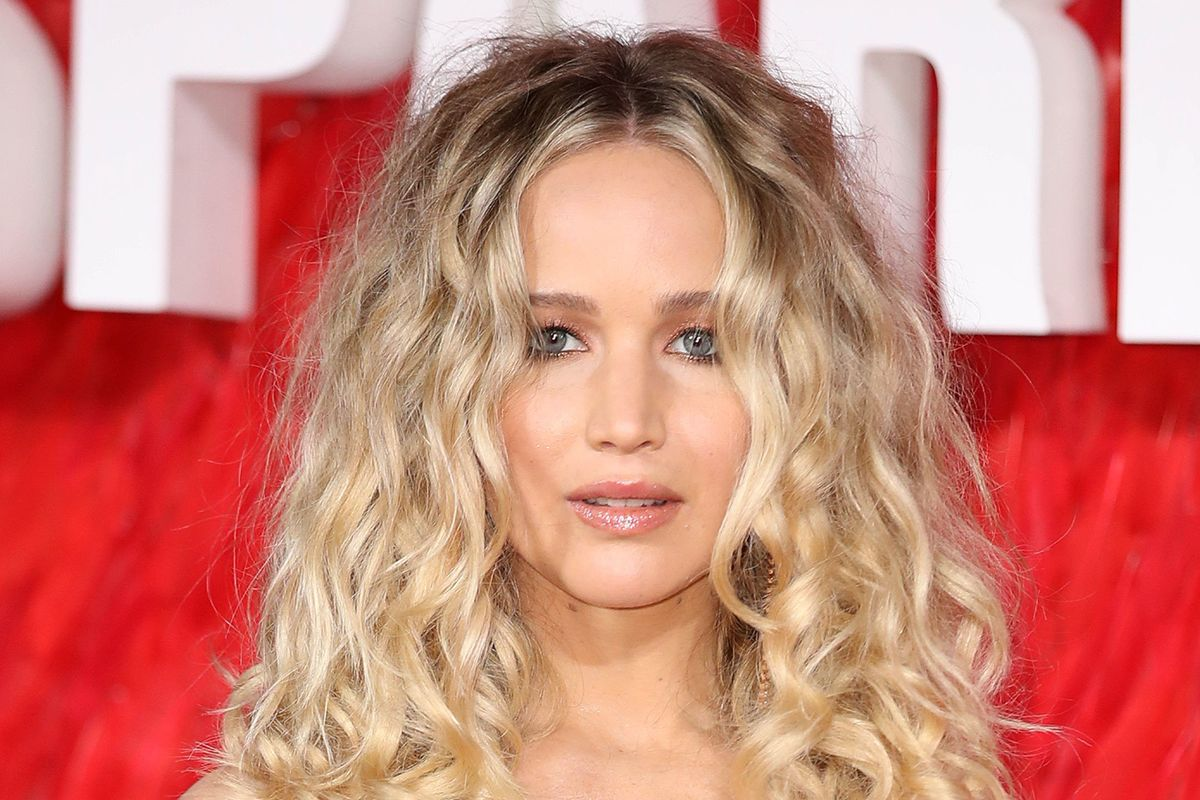 Jennifer Lawrence Felt Empowered From Her 'Red Sparrow' Nudity
