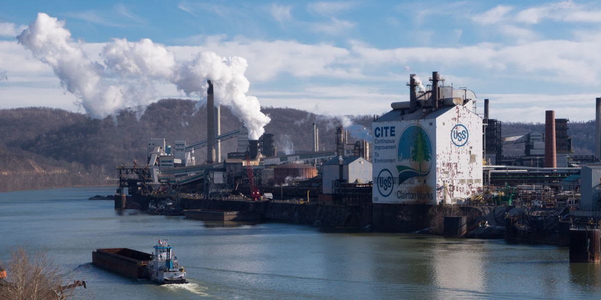 """Coke plant pollution linked to """"asthma epidemic"""" in Pittsburgh-area elementary school"""