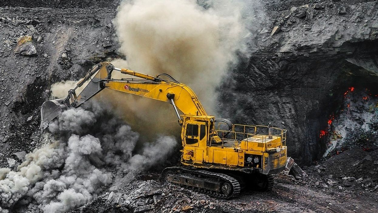 World's Largest Coal Miner Says It's a 'Matter of Time' for Renewables to Replace Coal