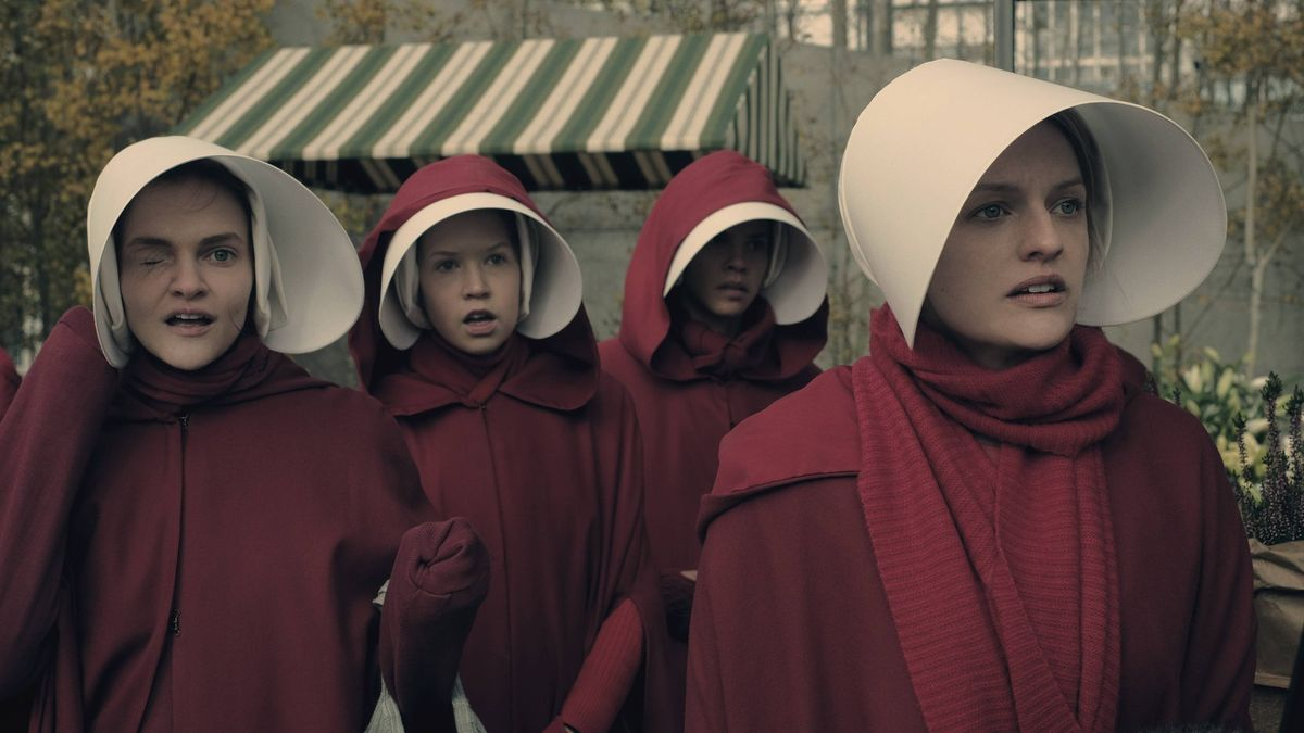 My Personal Ranking Of The Characters In 'The Handmaid's Tale'