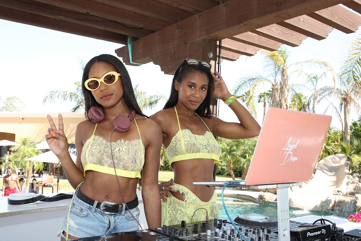 Hey Festivals, Here Are the Female DJs You Should Be Booking