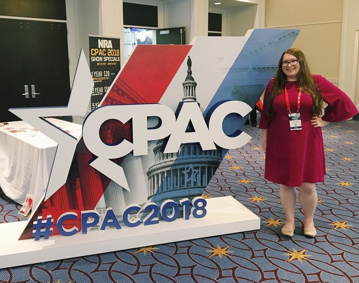 13 Signs You're A College Conservative Missing The Magic Of CPAC