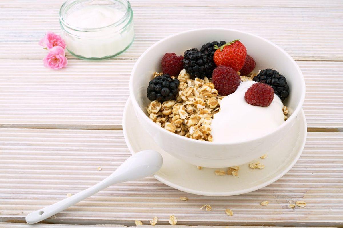 5 Ways To Eat Greek Yogurt That Are Shockingly Not Boring