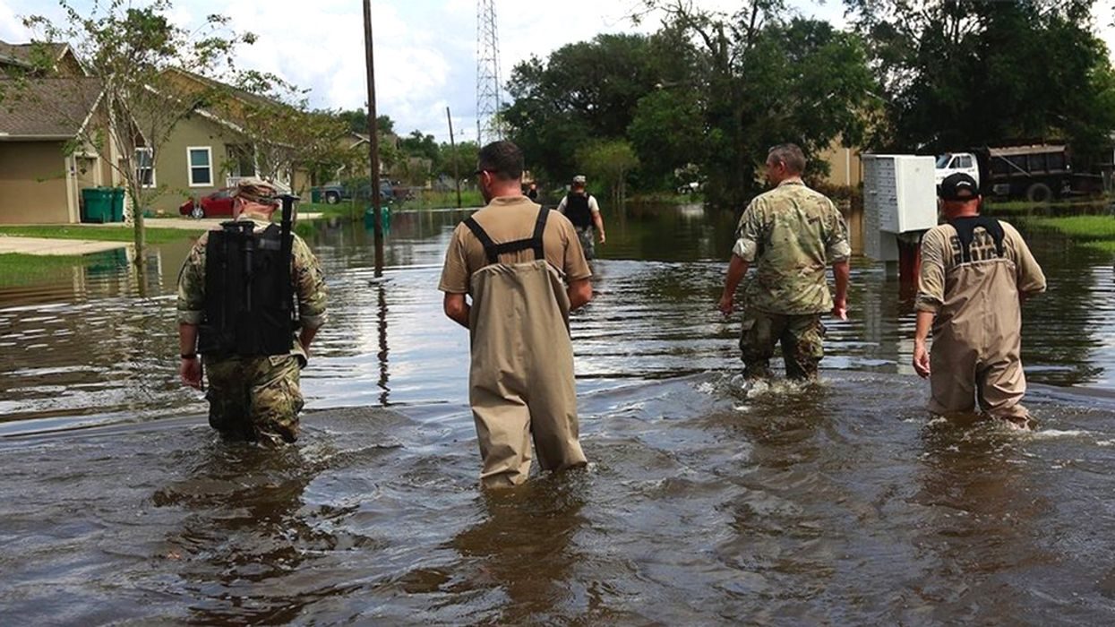 'Climate Change' Removed From FEMA's Strategic Plan