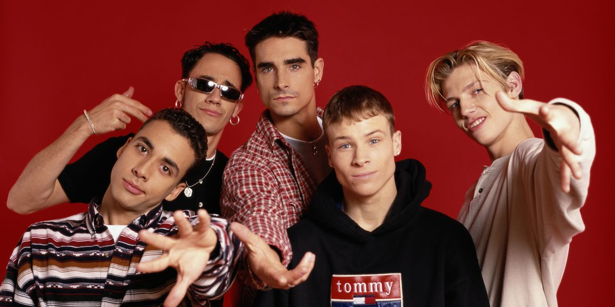 The Backstreet Boys Want to Get You Drunk