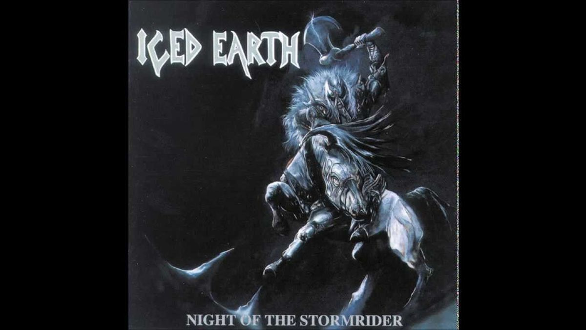 Iced Earth: 'Night of the Stormrider' Album Review
