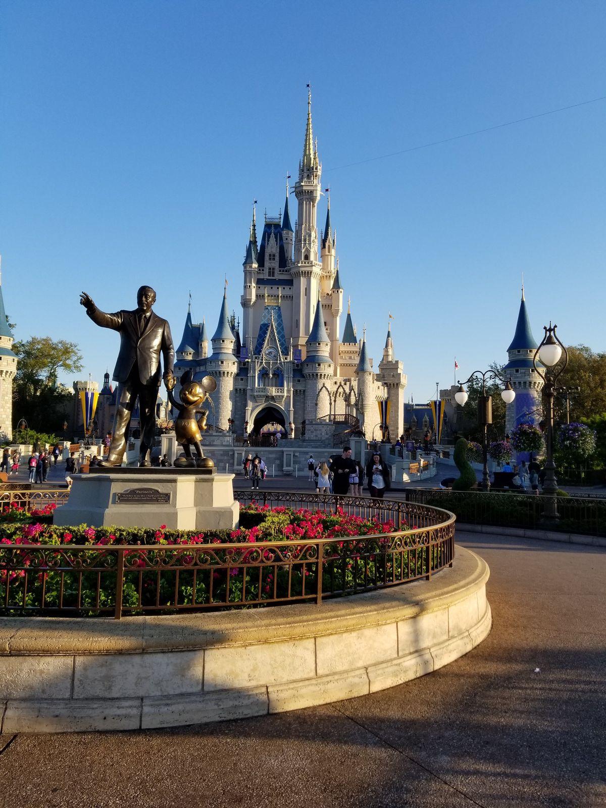 My Experience Of Losing My Car Rental Keys At Disney's Magic Kingdom