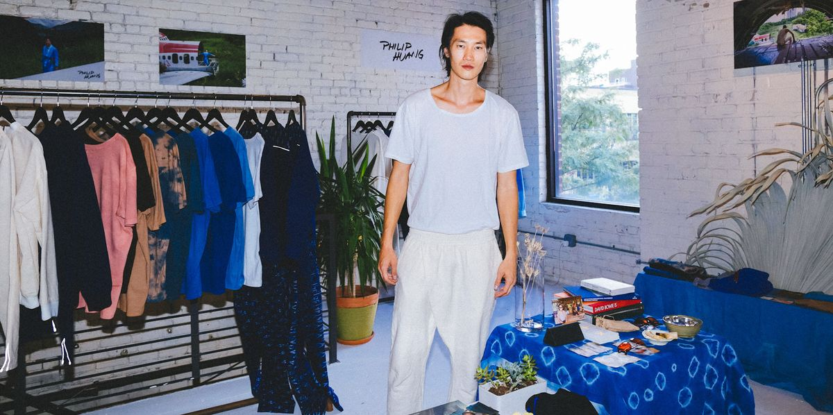 Indigo Is Going Places with Philip Huang NYC