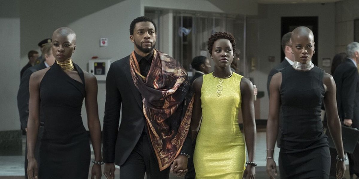 'Black Panther ' is Still Killing the Game on its Fifth Weekend