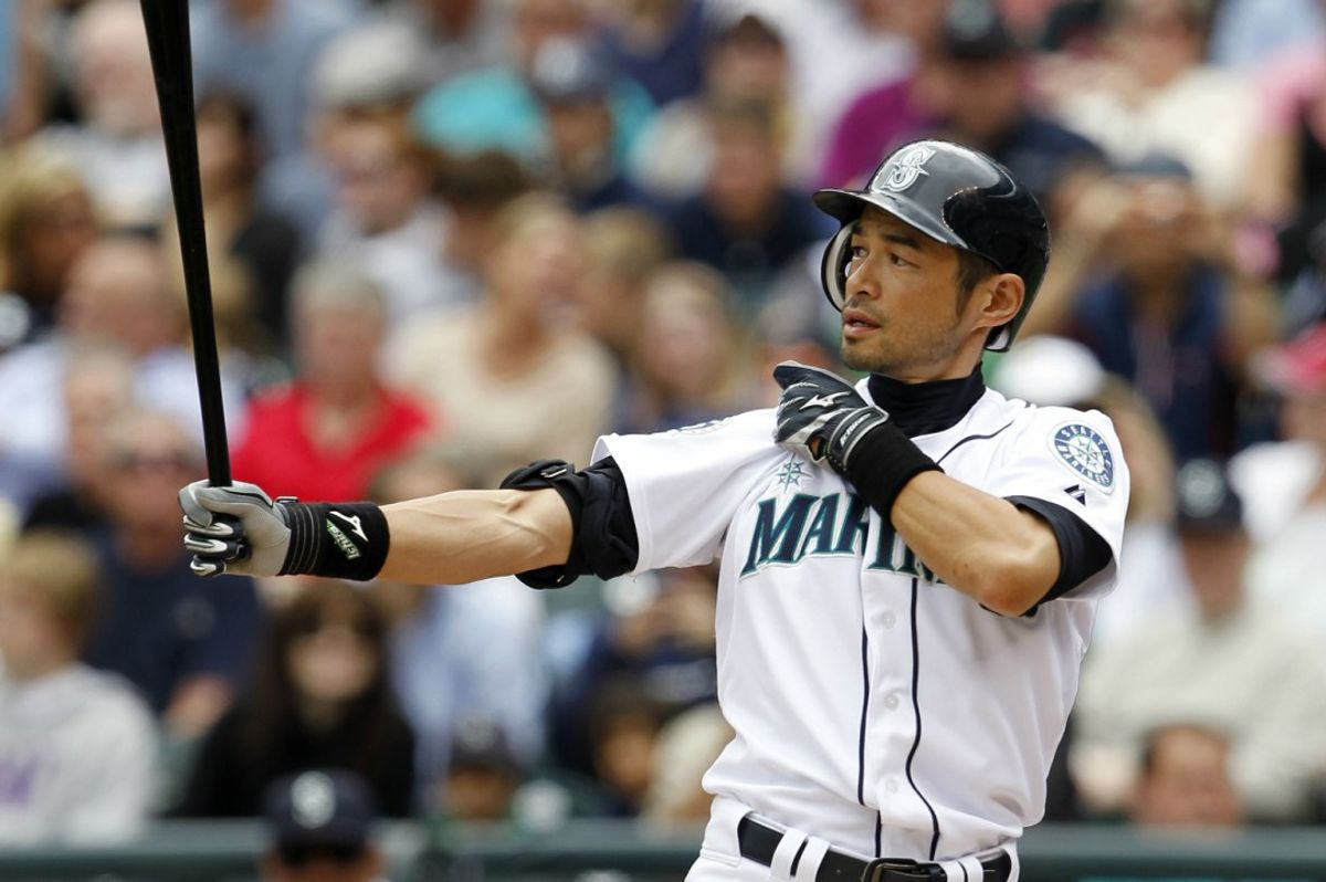 From The Mariner's Fan Who Hopes Ichiro's Return Can Rub Off On The Team