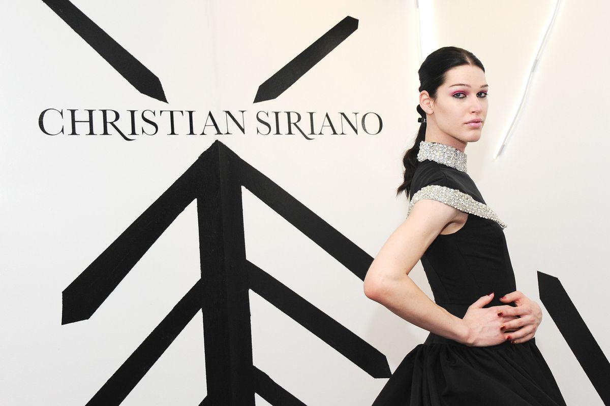 Christian Siriano on Audrey Acosta's Industry Impact