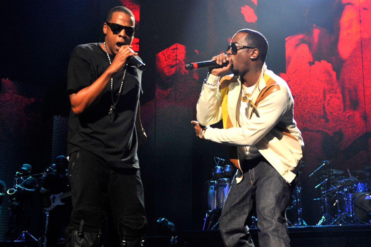 Diddy Working With Jay-Z on App For Black Business