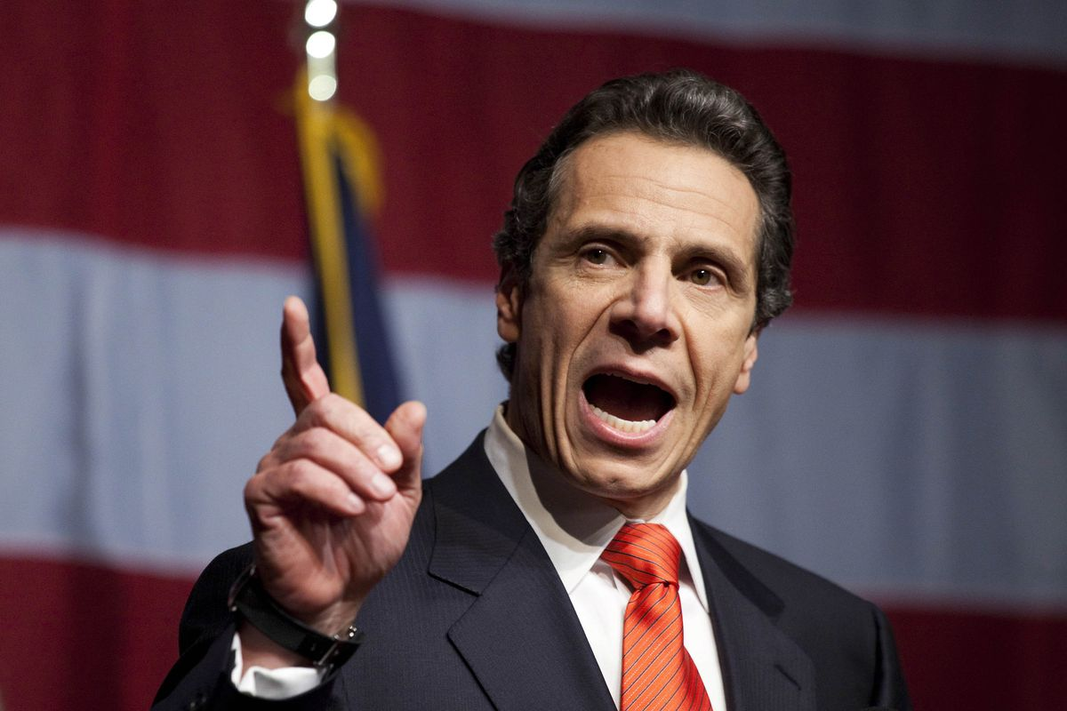 Time's Up Urges Andrew Cuomo to Investigate New York County District Attorney