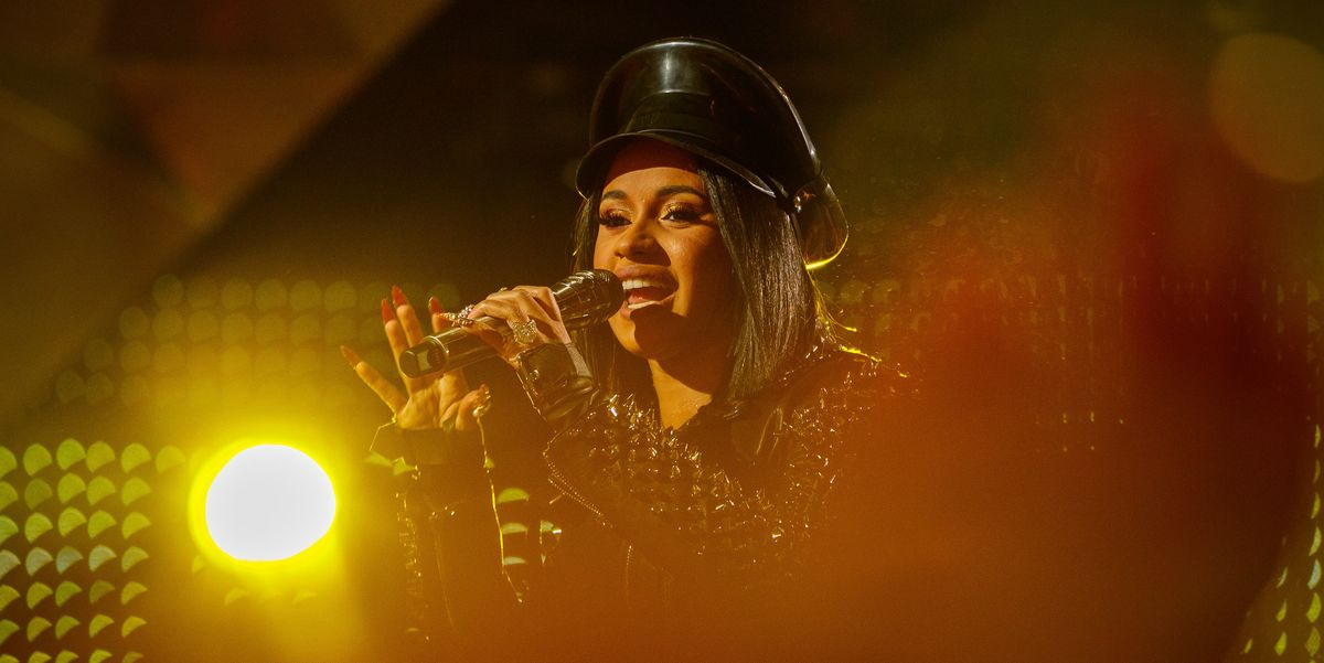 Cardi B Says the #MeToo Movement Is Flawed