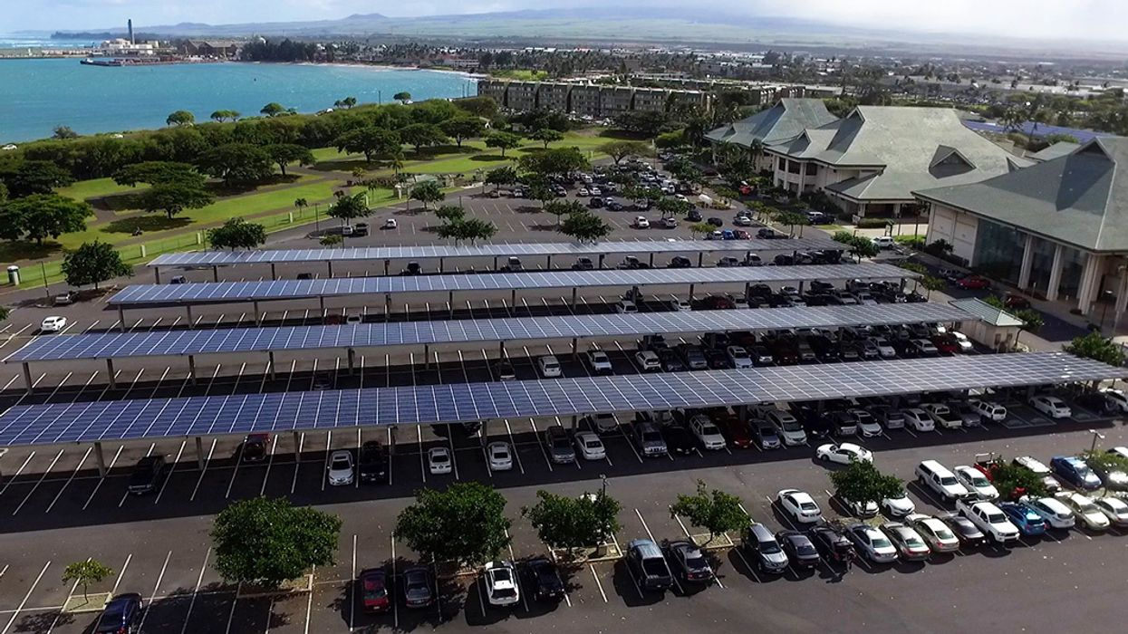 This College Could Become the First 100% Renewable Campus in U.S.