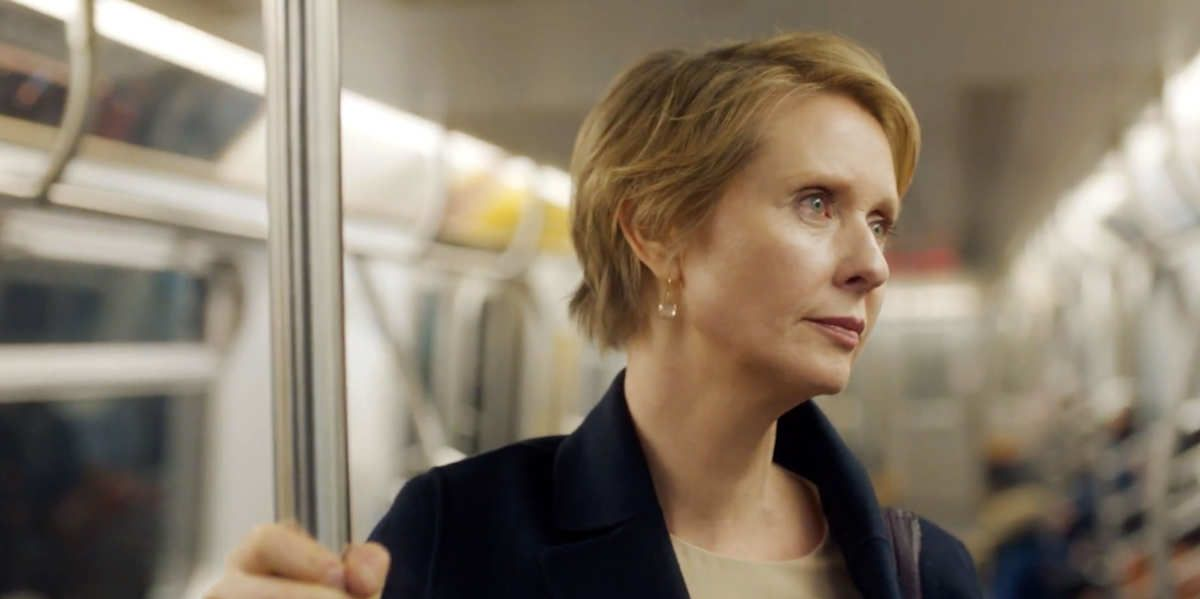 Cynthia Nixon Delayed by Subway En Route to Discuss Fixing Subway