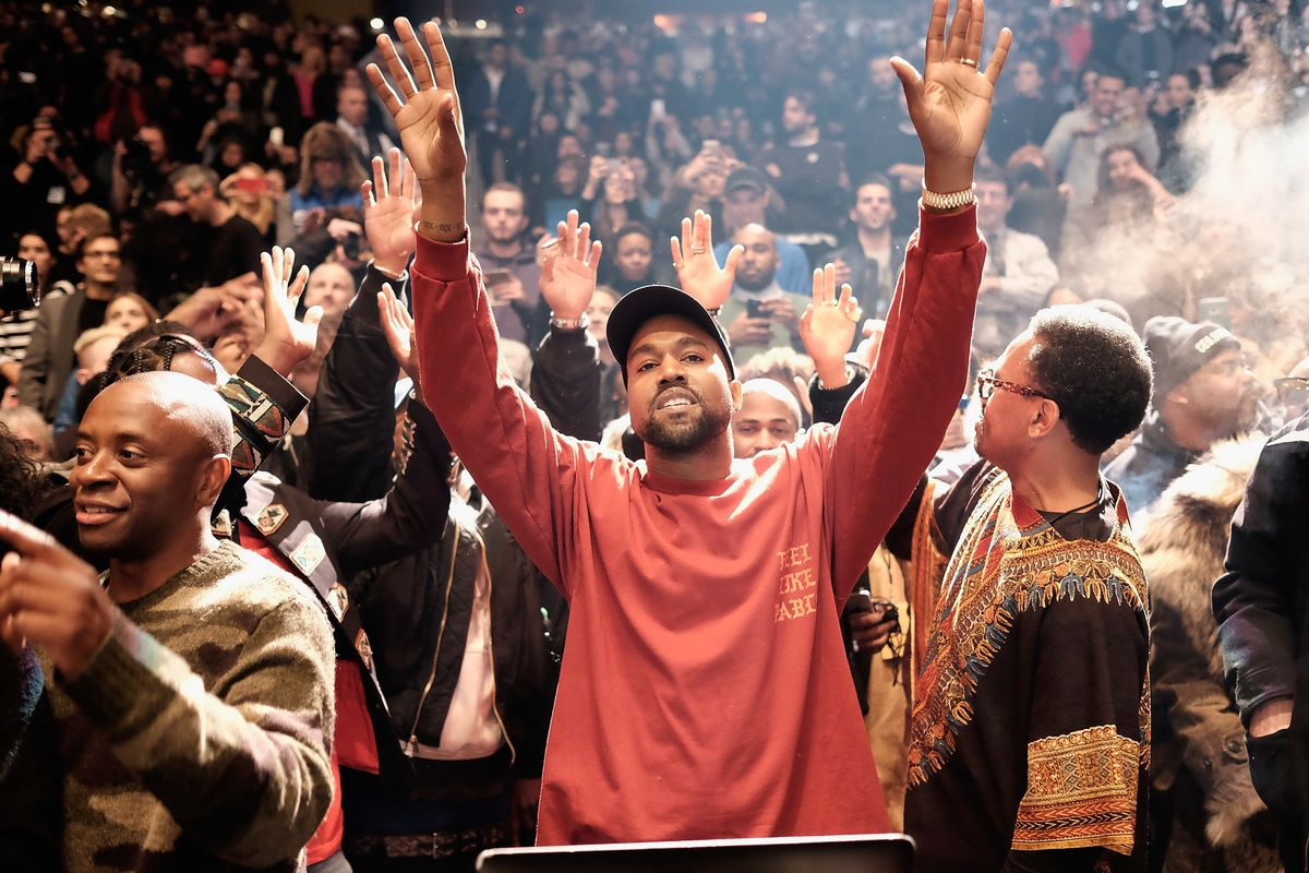 Attention Yeezy Stans: There's a New Dating Site Just For You