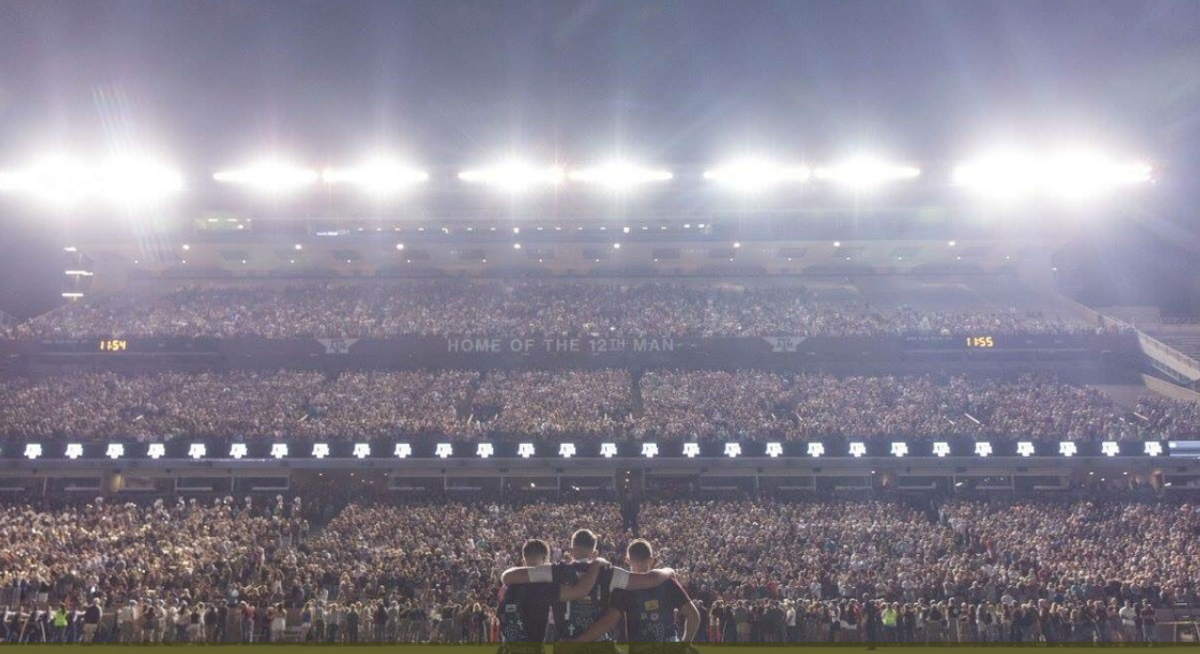 12 Times Doing Your Wildcat is Not Only Fitting, But What Good Aggies Do