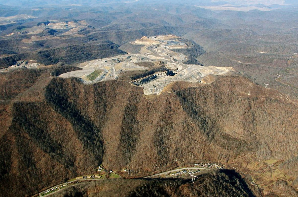 Why Coal Mining In The Mountains Needs To Stop