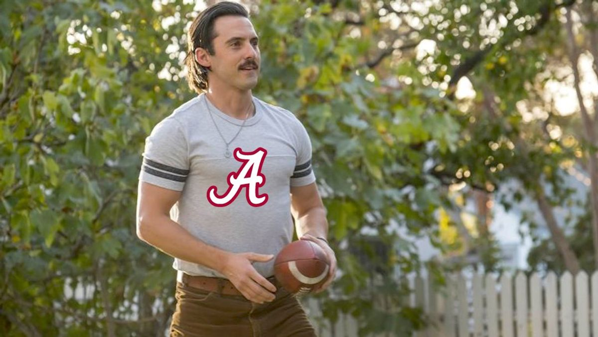 10 Times 'This Is Us' Made University Of Alabama Students Say, 'Wow, This IS Us!'