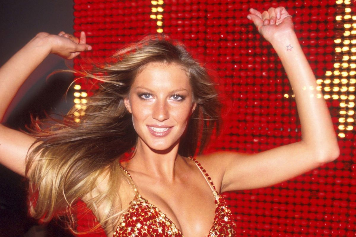The Book About Being Gisele Bündchen by Gisele Bündchen Is Forthcoming