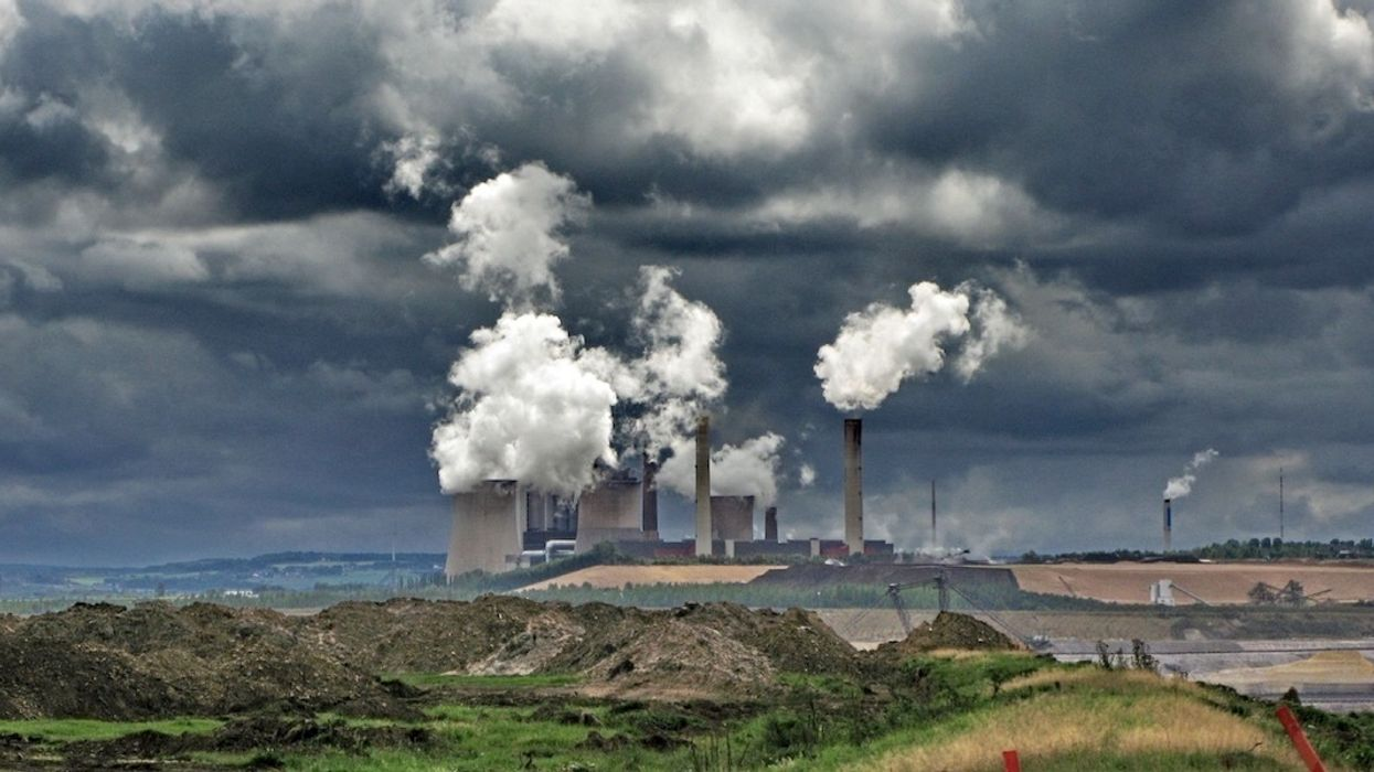 Global Carbon Emissions Rise for First Time Since 2014